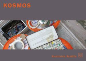 "Postkarte ""Kosmos "", copyright Kunstverein Neukölln e.V."