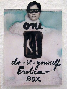 Do-it-yourself-Erotica-Box, Do-it-yourself-Erotica-Box, Niina Lehtonen Braun, Milla Martikainen, Aino Juutilainen und Sami Vehmersuo