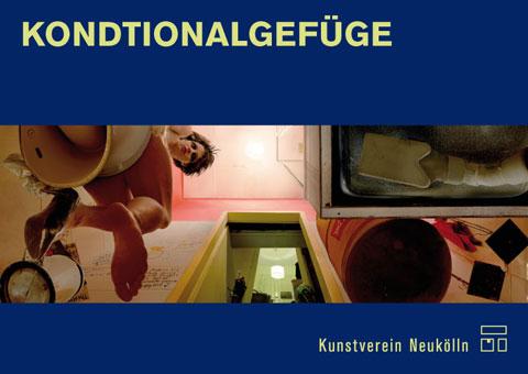 Postkarte 'Konditionalgefuege', Abbildung: Michael H. Rohde, ophelia (Ausschnitt), 2012