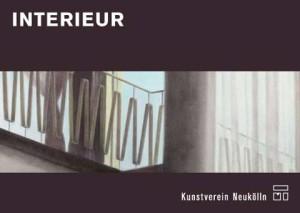 Vorderseite: Ulrike Gerst, o.T., Serie Messehalle Berlin, 2010 (Detail)