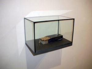 Franziska Becher, Kaliber 50 cent, 2012, © Haus Bartleby