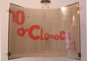 10 o' Clooock 23 (ohne Beleuchtung)