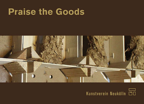 "Postkarte ""Praise the Goods"" von Christian Desbonnets"