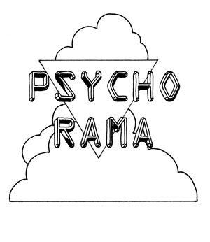 PSYCHORAMA Zeichnung 2
