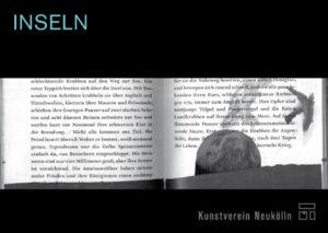 "Postkarte ""Inseln"", Abbildung: Dana Engfer, Max Sudhues"