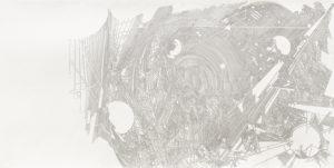 Künstler: Christian Pilz, [ohne Titel], 2019, Bleistift auf Papier