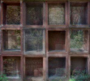 """Sigrid Weise, """"abgelaufene Ruhezeit"""", 2013, Digitaldruck auf Photo Rag, Auflage 3, 100 x 110 cm, Foto: Sigrid Weise (VG Bild-Kunst)"""
