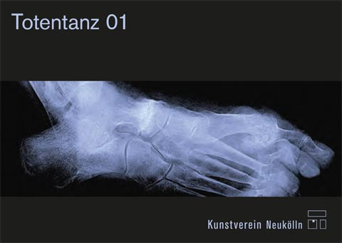 "Postkarte ""Totentanz 01"""
