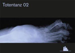 "Postkarte ""Totentanz 02"""