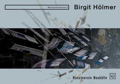 Künstlerin/Foto: Birgit Hölmer, Grafik: René Moritz